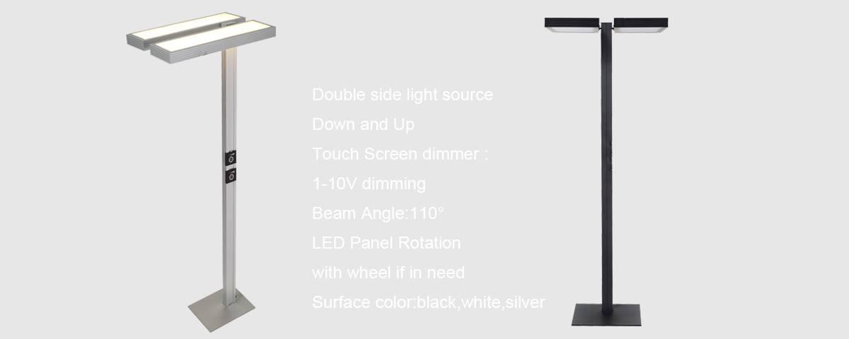 Floor light-100w