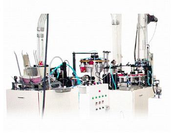PAPER SLEEVE FORMING MACHINE