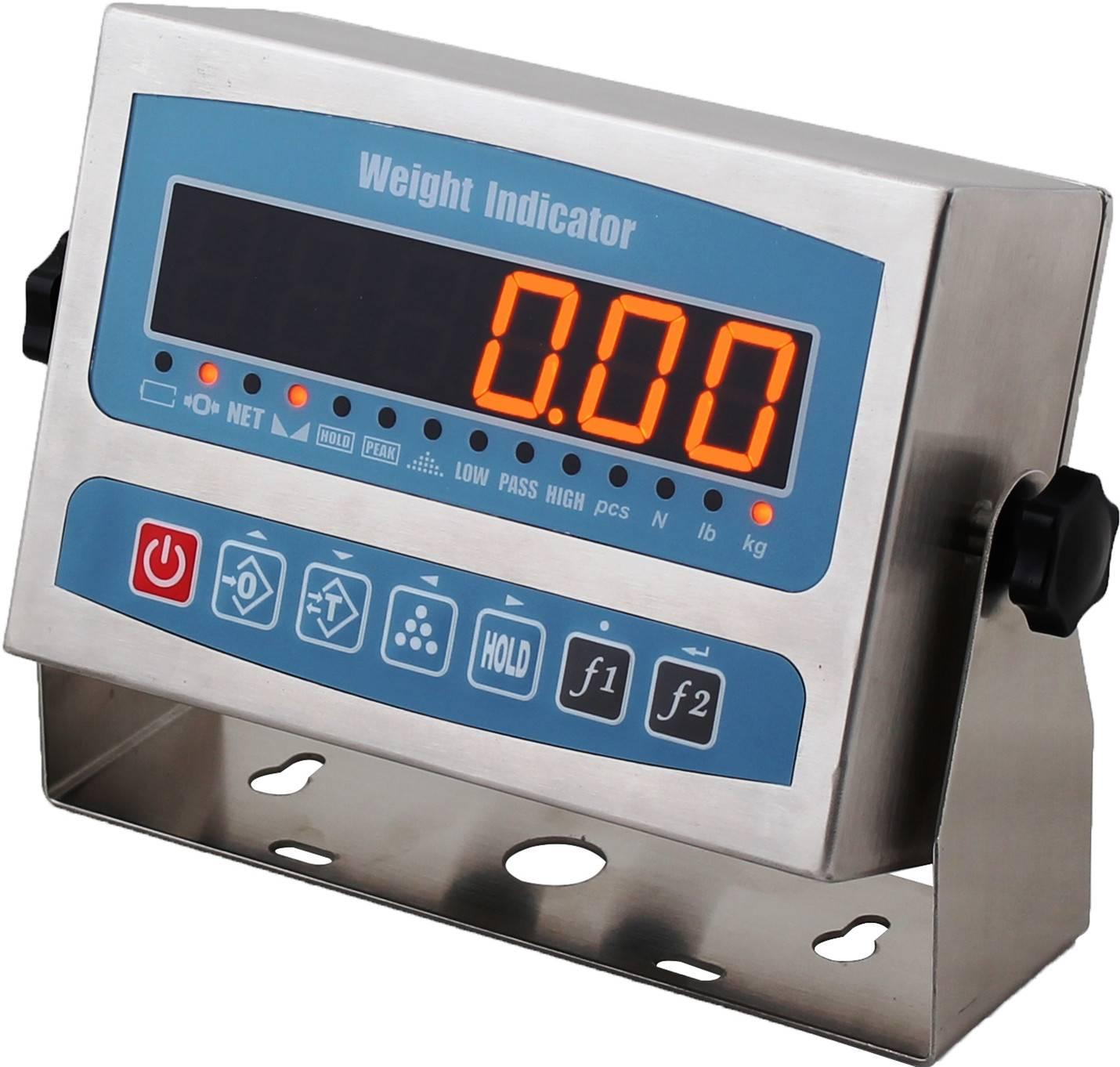 Waterproof Stainless Steel Weighing Indicator HF22
