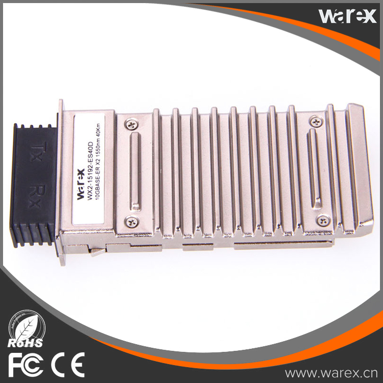 10GBASE-ER Cisco Compatible X2 1550-nm Wavelength SC 40km SMF Transceiver