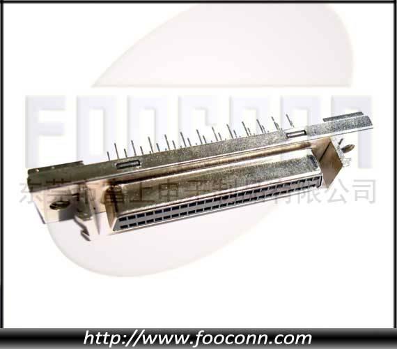 SCSI 50Pin D-Type Straight Female