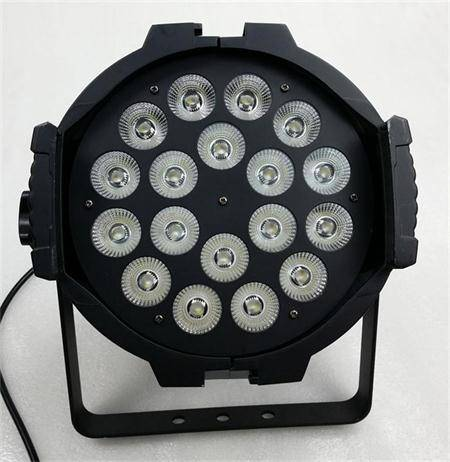 18*3W RGB Tri-color 3 in 1 LED Par Light