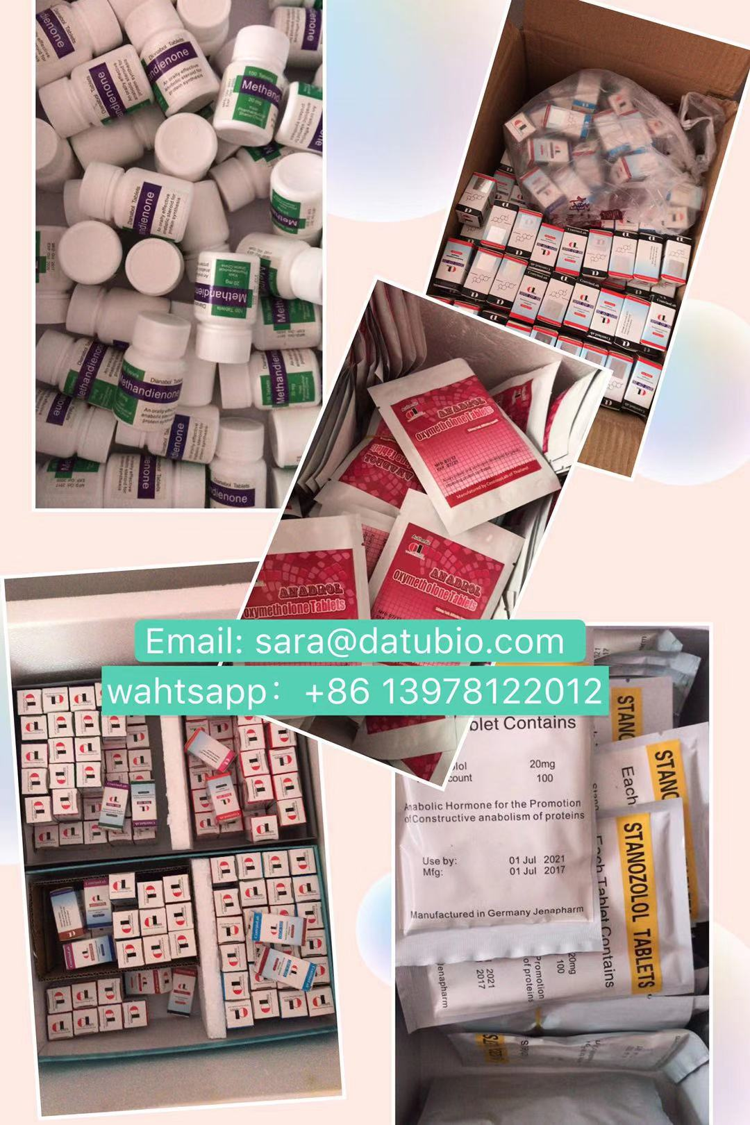 Methandienone(Dianabol-25mg)/25mg100tabs-wholesale price with high quality