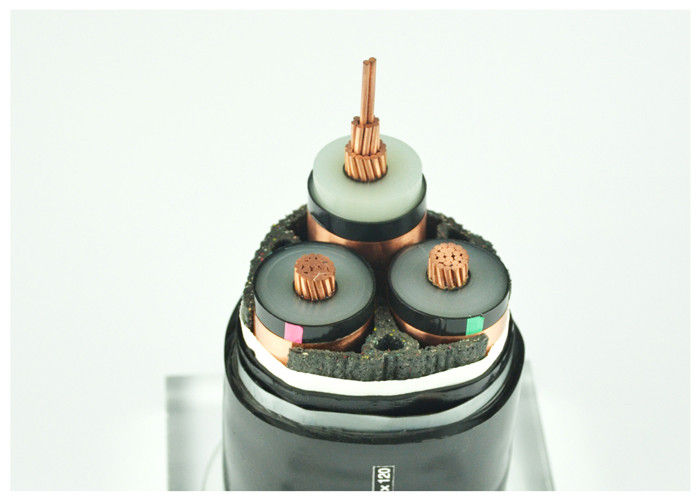 Best price 1C,3C 185mm2,120mm2 26/35KV CU /XLPE insulated SWA armored underground power cable