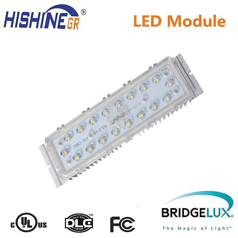 led pcb module 30w aluminum board with bridgelux leds ip65 for outdoor ad/dc