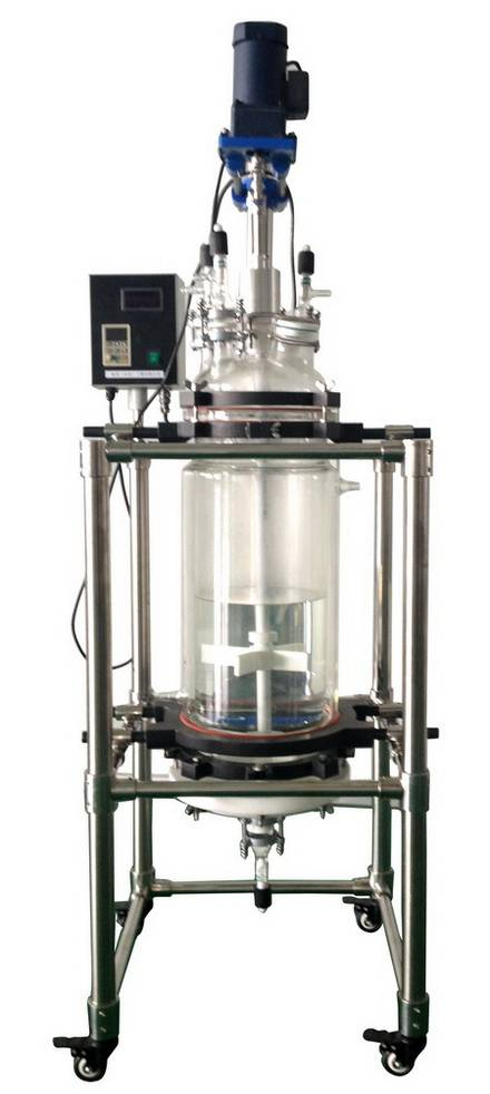 Glass Filtration Reactor