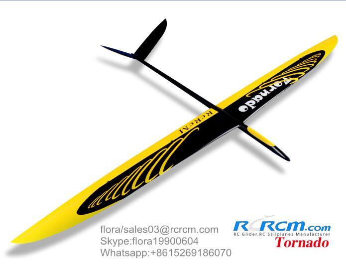 Tornado 3m slope rc plane model