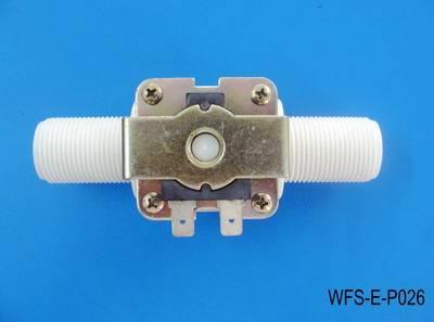 High temperature resistant plastic solenoid valve WFS-E-P026