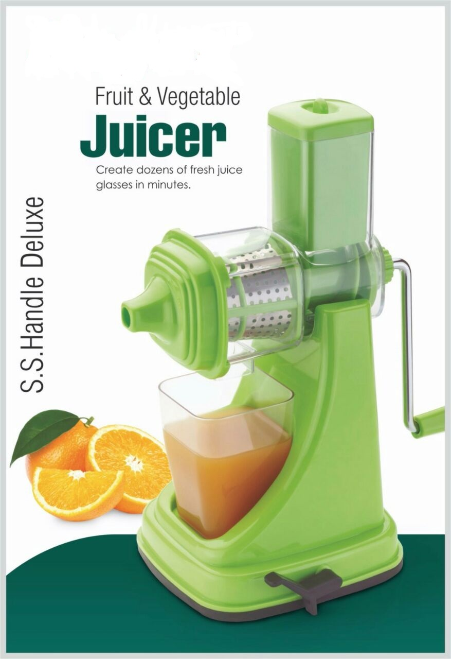 Fruit Juicer Deluxe