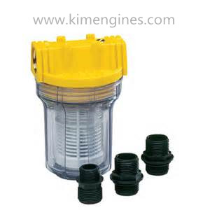 water filter for water pump