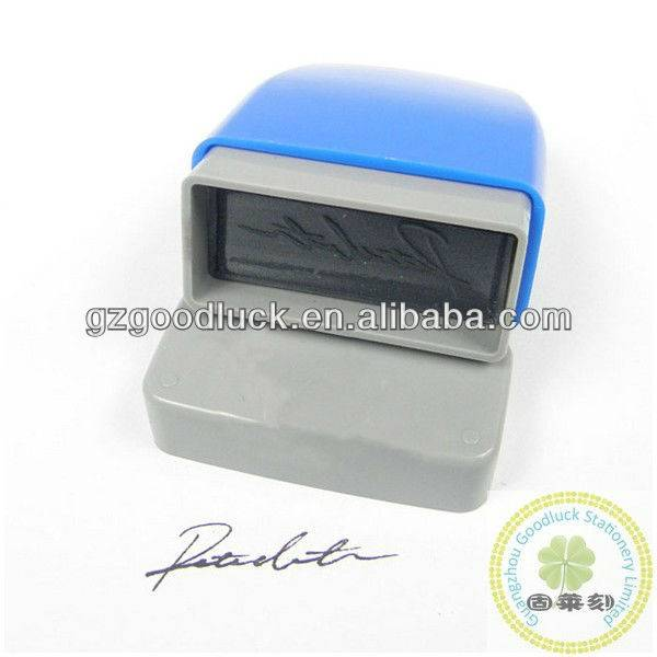 Pre Inked Signature Stamps