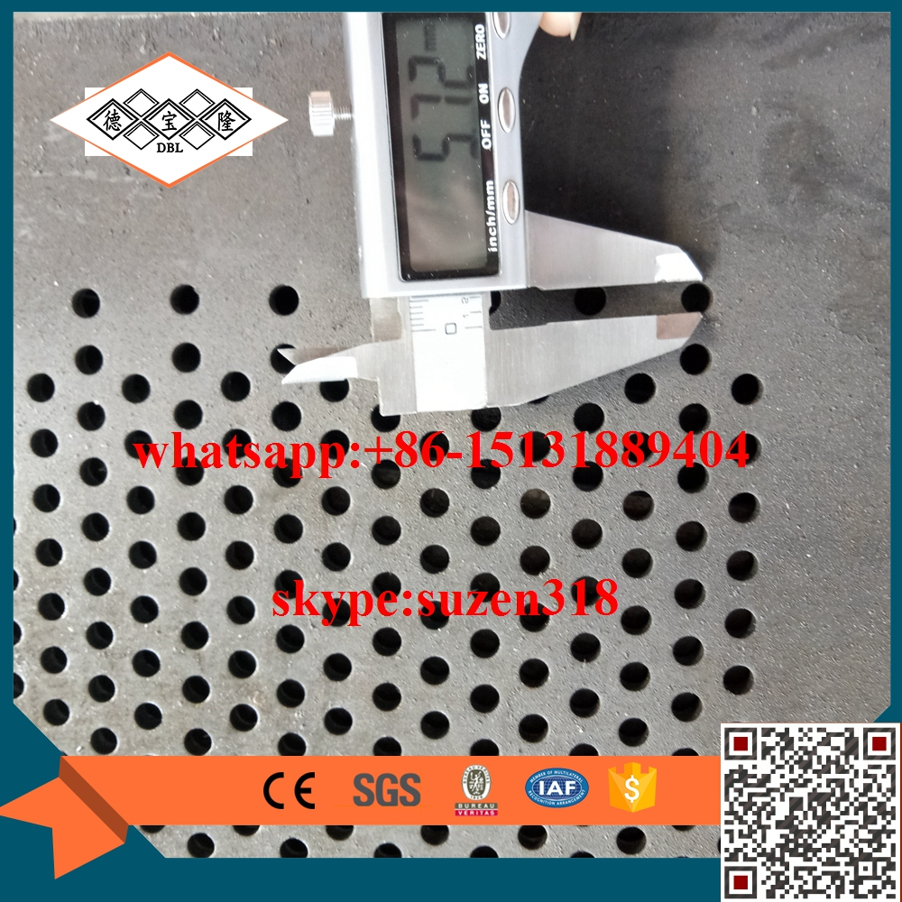 Stainless Steel and Filter Application Perforated Metal Sheet