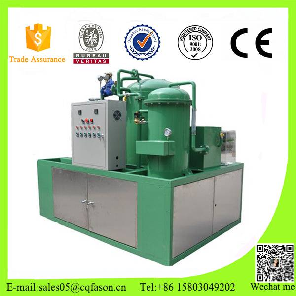DTS series cheap advanced motor oil recycling machine