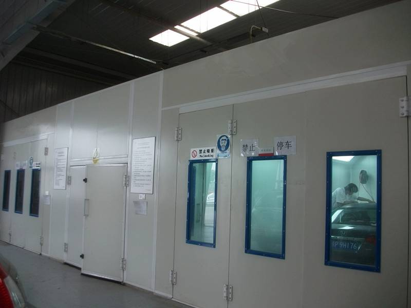 Garage Equipment Paint Booth Spray Booth