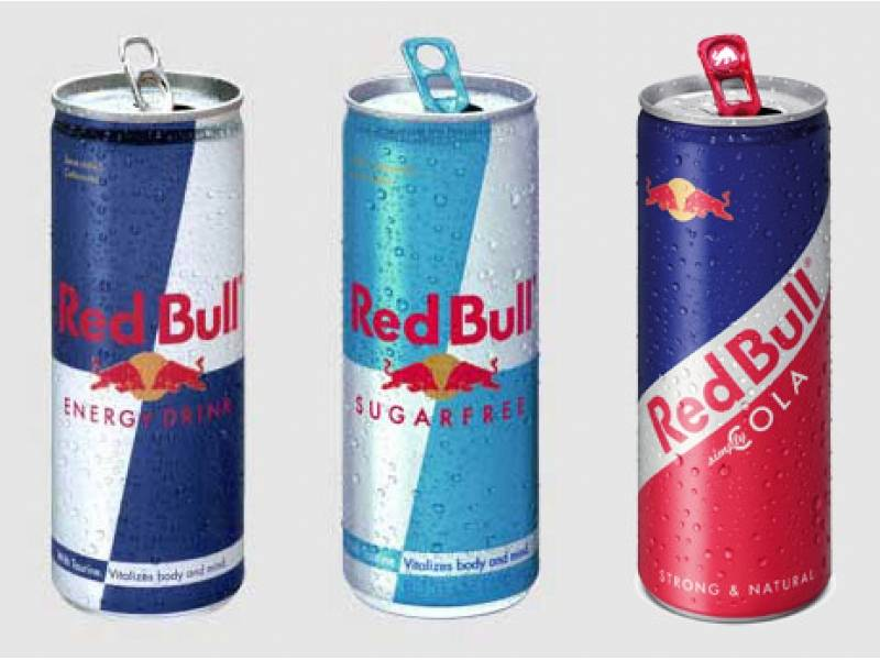 250ml bulled complex Red Energy drinks