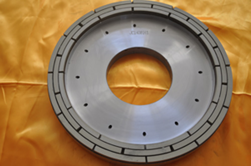 Sapphire Wafer Back Lapping Diamond Grinding Wheel