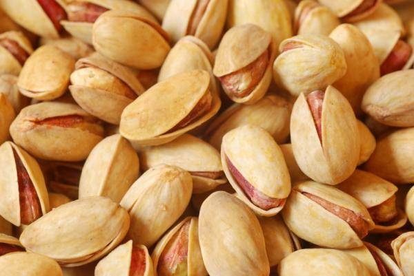 Pistachio Nuts in Shell Roasted and Salted