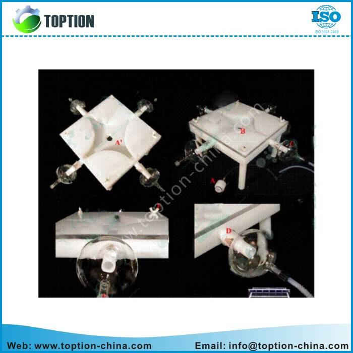 4 Choice Insect Olfactometer