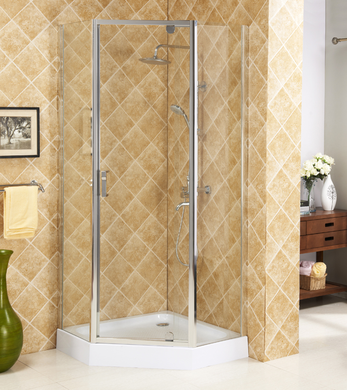 Semi framed NEO shower room door,shower glass enclosure,shower doors wholesalers china