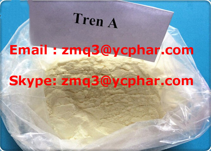 Trenbolone Acetate / Tren Ace Dark Yellow Steroids Powder for Bulking