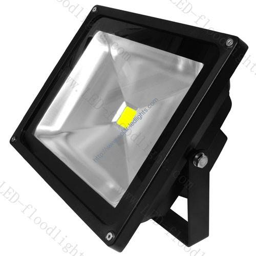 CE , RoHS , 50W Outdoor LED Flood Lights For Industrial Lighting