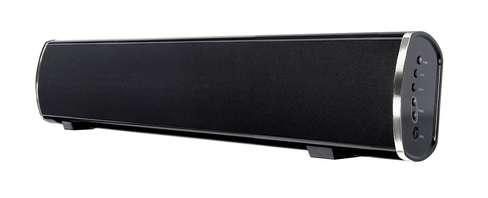 3D soundbar surround stereo speaker, home theater for television and bluetooth devices