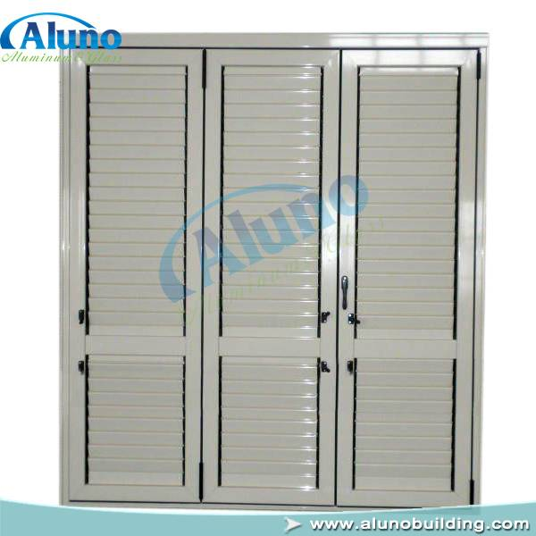 Adjustable External Louvres