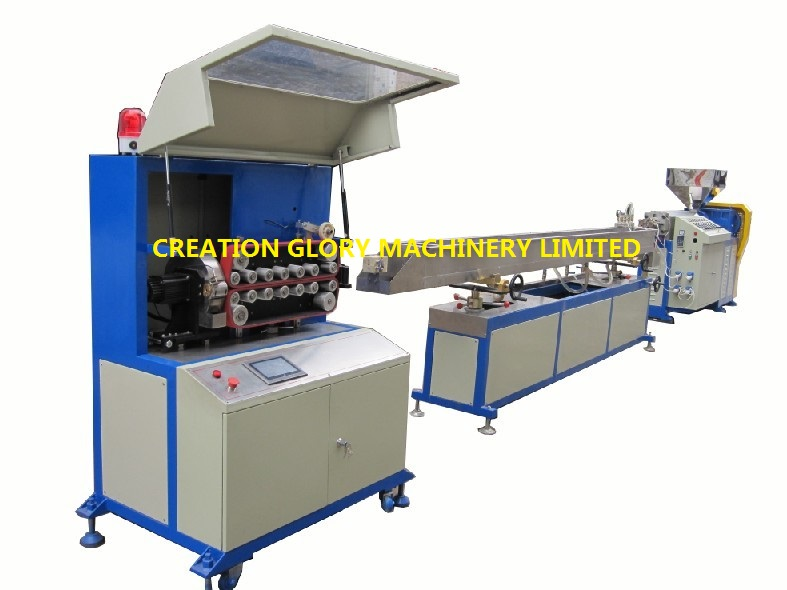 High quality medical stomach pipe plastic extrusion machine