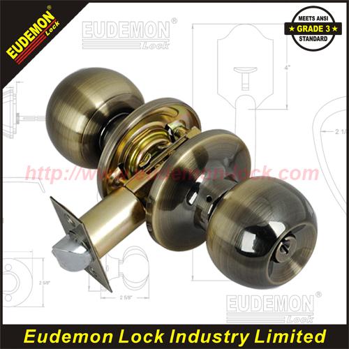 knobset door lock 607