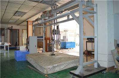 Electronic Mattress Impact Testing Equipment