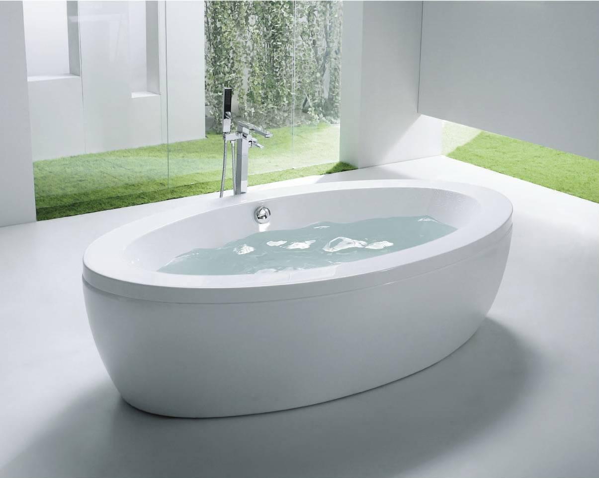 F-20 Freestanding Bathtub - AQUA NOVO Designer Baths Co.,Ltd