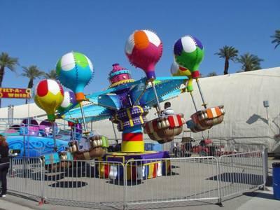 2012 hot selling!!-samba balloon-amusement park rides