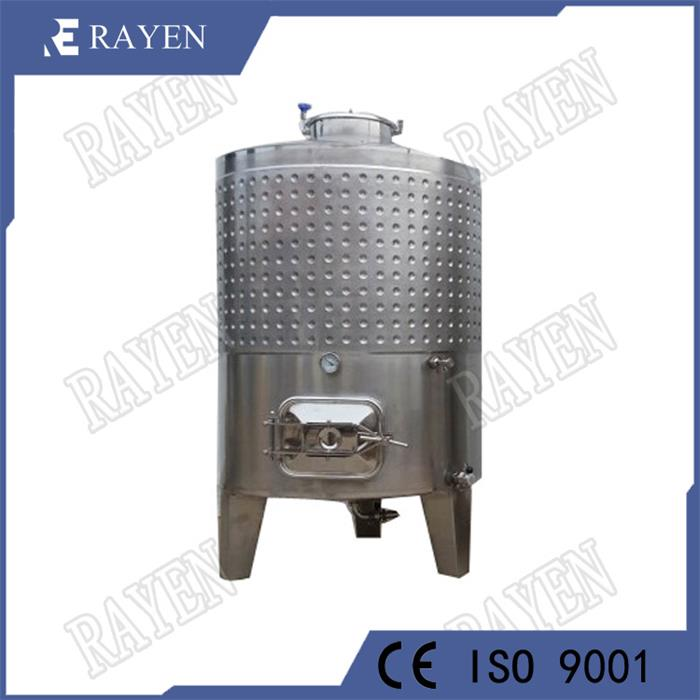 Stainless Steel SUS304 Tank Beer Vessel Fermentation Vessel