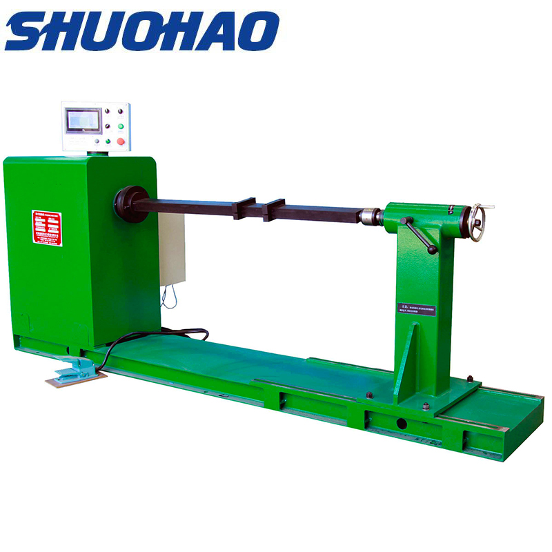large capacity,high torque coil winding machine