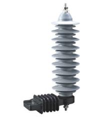 Outdoor High Voltage Surge Lightning Arrester