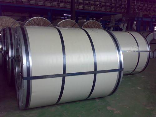 Prepainted Aluminum-Zinc Coated Steel Sheet in Coils