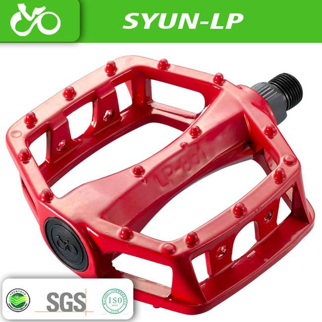 Aluminum alloy die-casting BMX bicycle pedals