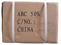 ABC dry powder 50%