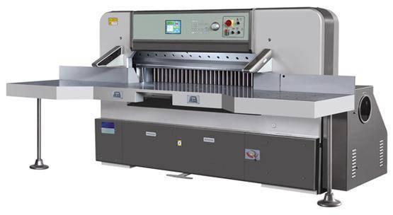 Hydraulic Programmed Paper Cutting Machine