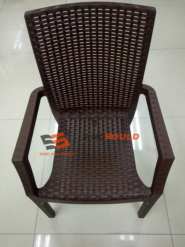 Gas Assisted Chair Mould