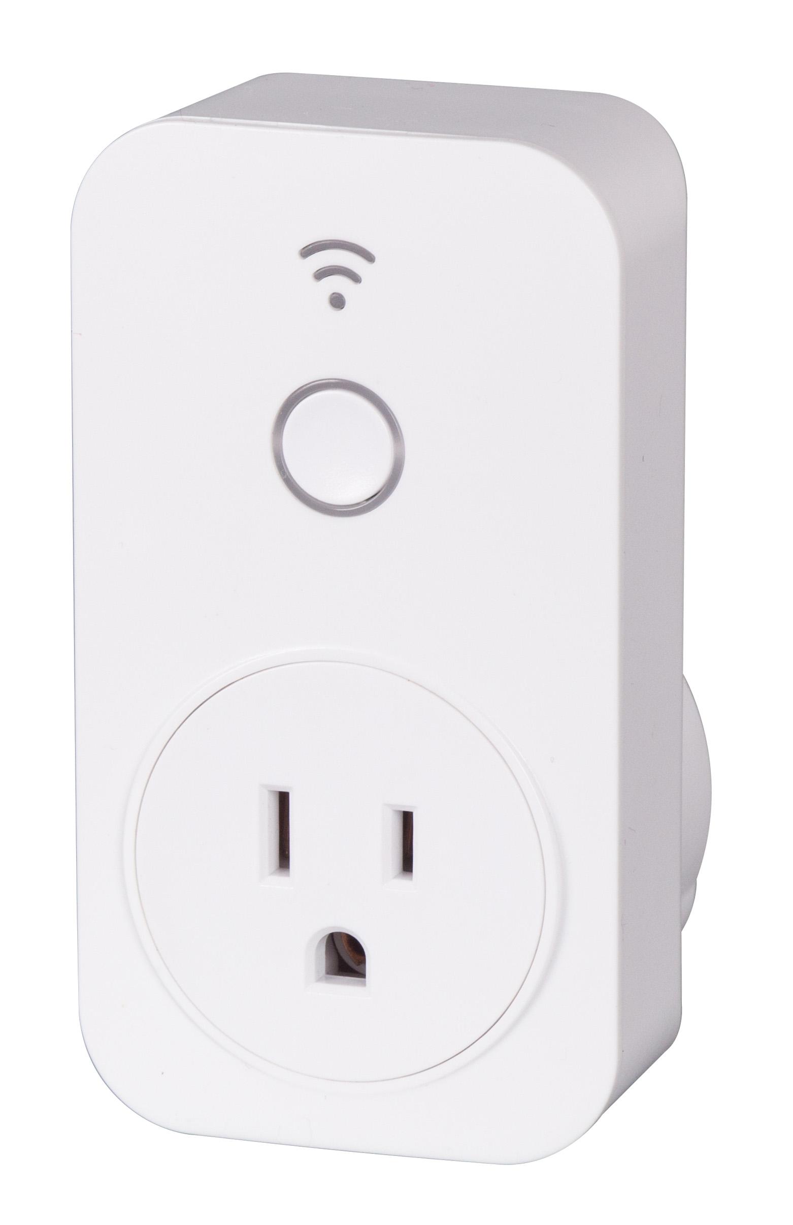 Smart Controlled Timer Socket