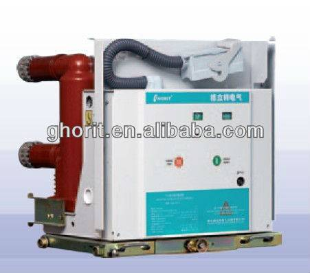GVS6-12 Series Embedded Poles Type High Voltage Vacuum Circuit Breaker