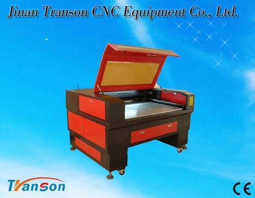 Transon brand 1490 large scale high precision co2 laser graver cutter with CE