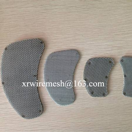 double layerr Wire mesh disc