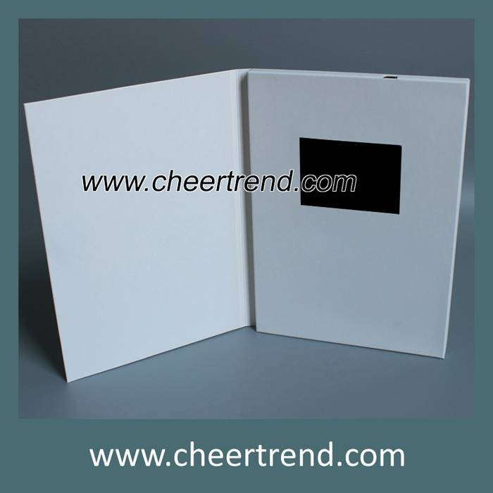 """2.4""""/2.8""""/3.5""""/4.3""""/7"""" video player greeting cards"""