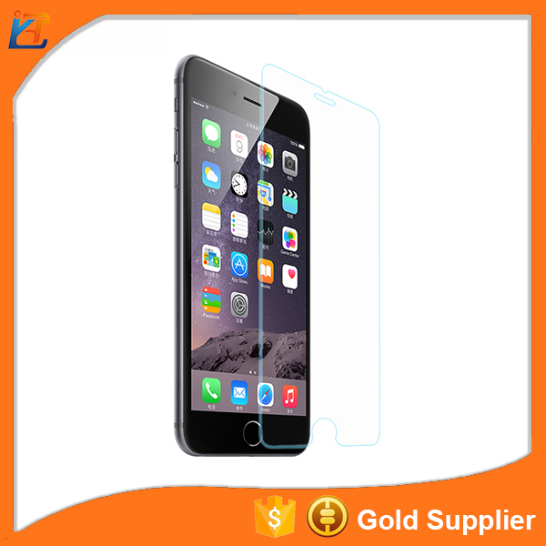 Anti blue ray tempered glass films silk printing screen protector for iphone 7