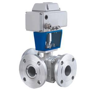 Stainless steel 3-way Ball Valve China manufacturer