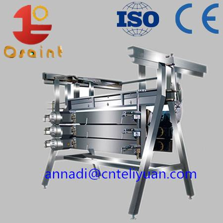 Chicken slaughtering plant slaughtering machine