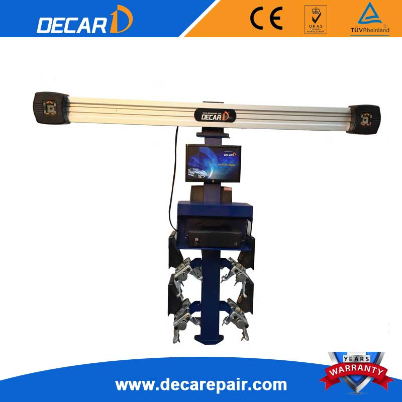 DECAR more attention wheel alignment machine FOR dk-v3di