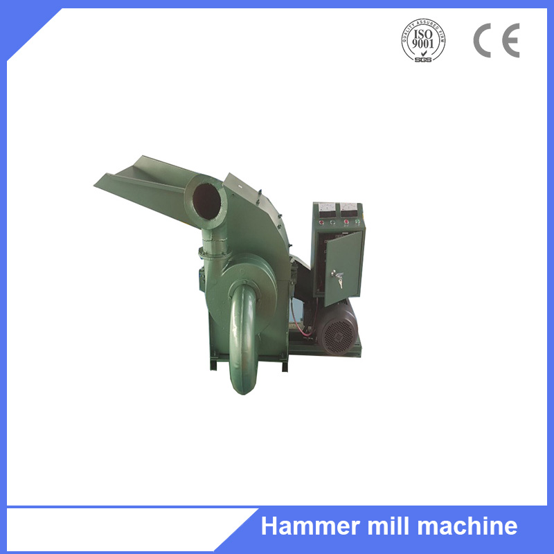 Livestock farm use animal sheep feed hammer mill grinder machine